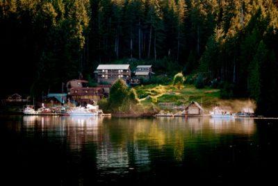 Alaska's Best Lodge