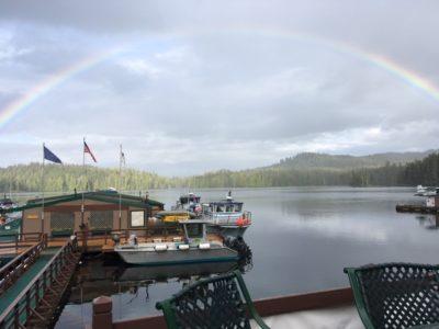 Alaska's Best Lodge Rainbow